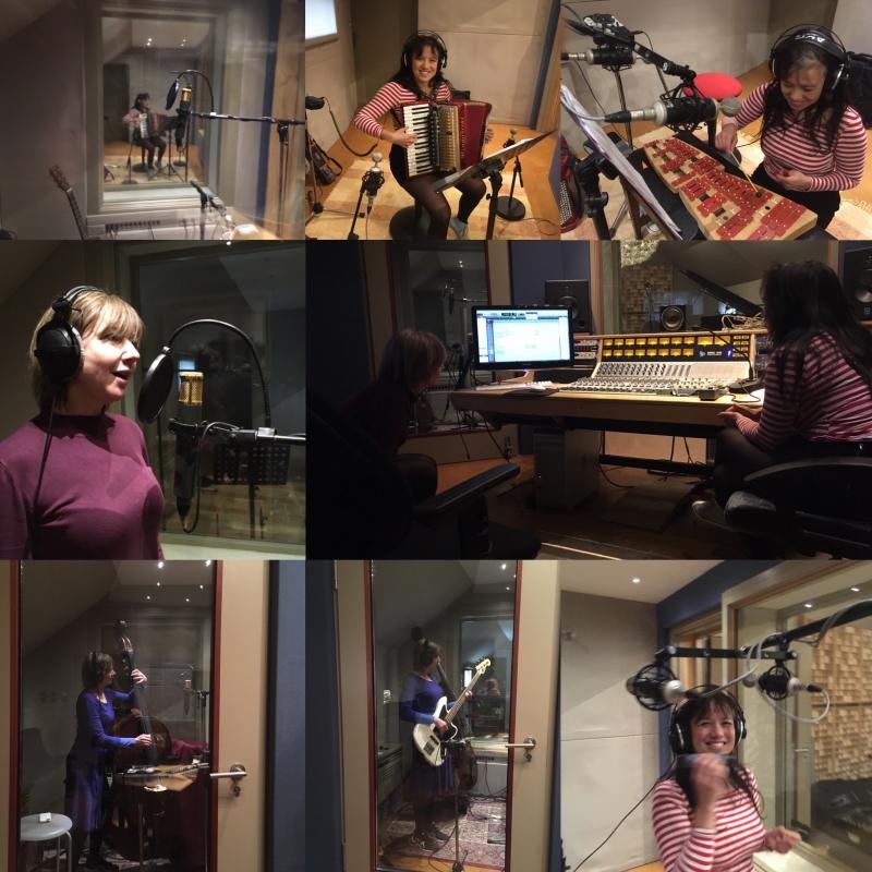 Hildegard Mandos, Wedgeview Studio